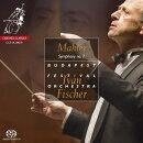 【輸入盤】交響曲第7番『夜の歌』 イヴァン・フィッシャー&ブダペスト祝祭管弦楽団