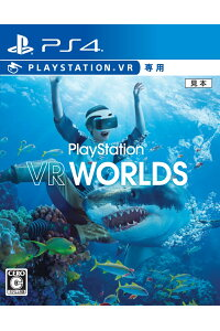 PlayStationVRWORLDS