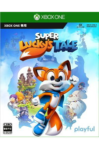 SuperLucky'sTale