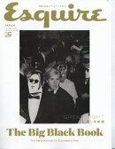 Esquire The BIG BLACK BOOK (エスクァイア ザ ビッグ ブラック ブック) 2019年 01月号 [雑誌]