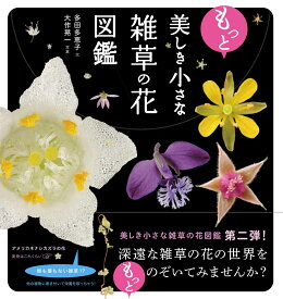 もっと美しき小さな雑草の花図鑑