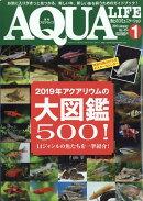 月刊 AQUA LIFE (アクアライフ) 2019年 01月号 [雑誌]