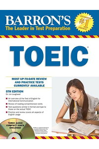 Barron's_TOEIC_with_4_Audio_CD