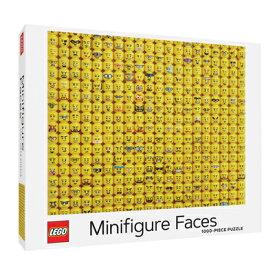LEGO MINIFIGURE FACES PUZZLE [ . ]