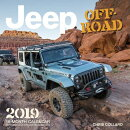 Jeep Off-Road 2019: 16-Month Calendar September 2018 Through December 2019