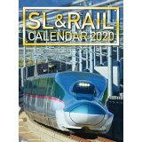 SL&RAILカレンダー(2020) ([カレンダー])