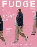 FUDGE (ファッジ) 2019年 01月号 [雑誌]