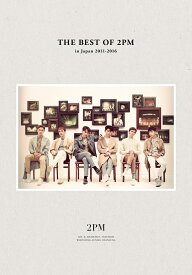 THE BEST OF 2PM in Japan 2011-2016 (初回限定盤 2CD+2DVD) [ 2PM ]