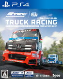 FIA ヨーロピアン・トラックレーシング・チャンピオンシップ PS4版