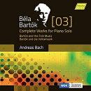 【輸入盤】ピアノ独奏曲全集第3集 アンドレアス・バッハ