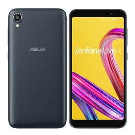Zenfone Live L1 Series ( 5.5インチ / Android8.0 / ROM:32GB / RAM:2GB / ミッドナイトブラック ) ZA550KL-BK32