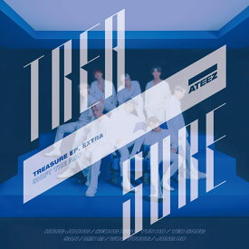 TREASURE EP.EXTRA:Shift The Map (Type-A CD+DVD) [ ATEEZ ]