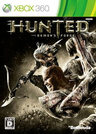 HUNTED:The Demon`s Forge Xbox360版
