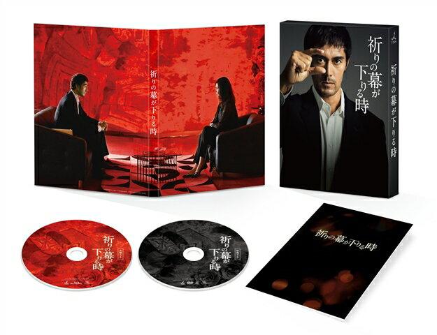 祈りの幕が下りる時 Blu-ray 豪華版【Blu-ray】 [ 阿部寛 ]