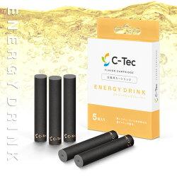 C-Tec DUO フレーバーカートリッジ(エナジードリンク)(CTEC-FCTR-ENG)