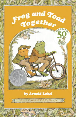 FROG AND TOAD TOGETHER(ICR 2) [ ARNOLD LOBEL ]