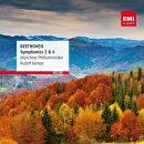 【輸入盤】交響曲第4番、第2番 ケンペ&ミュンヘン・フィル