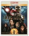アイアンマン2 MovieNEX(期間限定仕様 アウターケース付き)【Blu-ray】 [ ロバート・ダウニーJr. ]