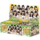 HKT48 official TREASURE CARD 通常販売10P BOX 【1BOX 10パック入り】