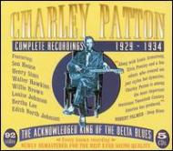 【輸入盤】CompleteRecordings1929-1934[CharleyPatton]