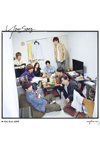 YourSong(初回限定盤1CD+DVD)[Hey!Say!JUMP]