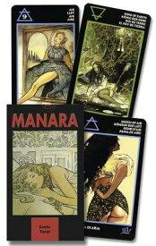 Manara Erotic Tarot EROTIC TAROTS OF MILO MANARA L [ Milo Manara ]