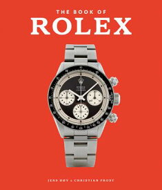 BOOK OF ROLEX,THE(H) [ JENS/FROST HOY, CHRISTIAN ]