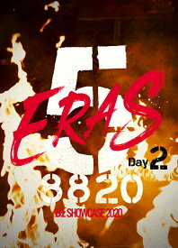 B'z SHOWCASE 2020 -5 ERAS 8820-Day2 [ B'z ]
