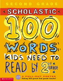 100 WORDS KIDS NEED TO READ BY 2ND G(P)
