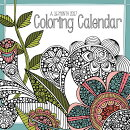 Coloring 2017 Wall Calendar