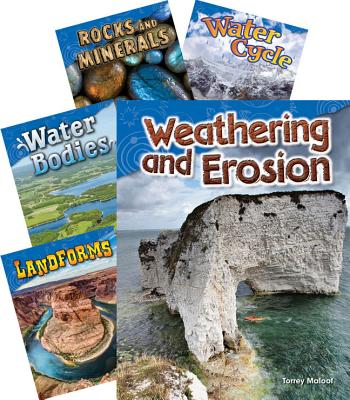 Earth and Space Science Grade 2: 5-Book Set (Content and Literacy in Science) PREPAK-EARTH & SPACE SCIENC 5V (Teacher Created Materials Library) [ Teacher Created Materials ]