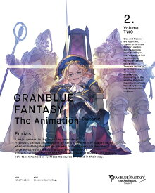 GRANBLUE FANTASY The Animation Season 2 2(完全生産限定版)【Blu-ray】 [ 小野友樹 ]