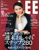 LEE (リー) 2015年 02月号 [雑誌]