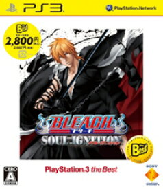 BLEACH ソウル・イグニッション PlayStation3 the Best