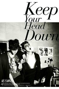 Keep_Your_Head_Down(韓国ライセンスアルバム)