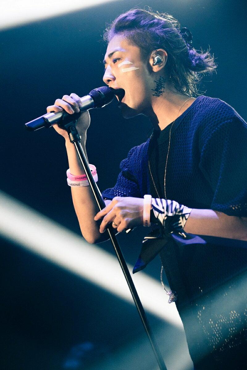 "JIN AKANISHI ""JINDEPENDENCE"" TOUR 2018【Blu-ray】 [ 赤西仁 ]"