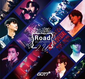 "GOT7 ARENA SPECIAL 2018-2019 ""Road 2 U""(DVD初回生産限定盤) [ GOT7 ]"