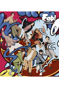 Fab!-Musicspeaks.-(初回限定盤2CD+DVD)[Hey!Say!JUMP]