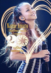 namie amuro 5 Major Domes Tour 2012 〜20th Anniversary Best〜 [ 安室奈美恵 ]