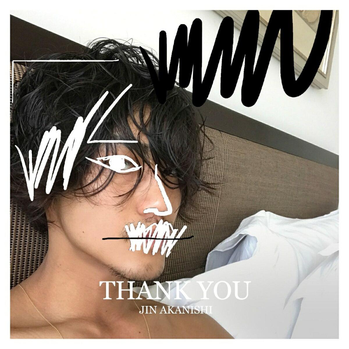 THANK YOU (初回限定盤A CD+DVD) [ 赤西仁 ]