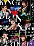 【予約】King & Prince CONCERT TOUR 2019(初回盤)【Blu-ray】