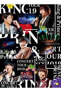 King&PrinceCONCERTTOUR2019(初回盤)【Blu-ray】[King&Prince]