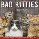 Bad Kitties 2019 Wall Calendar