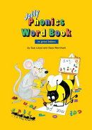 Jolly Phonics Word Book in Print Letters
