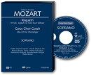 【輸入楽譜】モーツァルト, Wolfgang Amadeus: レクイエム ニ短調 KV 626(S,A,T,B)(ラテン語)/ライジンガー編: 合唱…