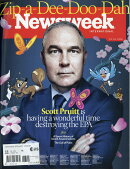 Newsweek Asia 2018年 2/16号 [雑誌]
