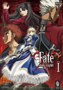 Fate/stay night DVD_SET1 [ 杉山紀彰 ]