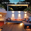 150 BEST TERRACE AND BALCONY IDEAS(H)