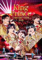 King&PrinceCONCERTTOUR2019(通常盤)【Blu-ray】[King&Prince]