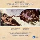 【輸入盤】交響曲第9番『合唱』 カラヤン&フィルハーモニア管弦楽団(1955ステレオ)